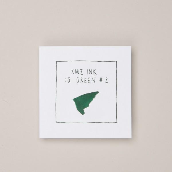 KWZ TInte IG Green #2