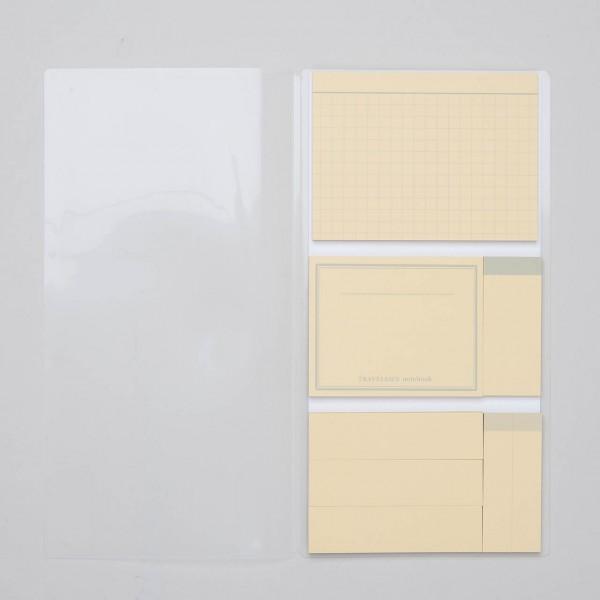 """Traveler's Notebook Sticky Notes """"022"""""""