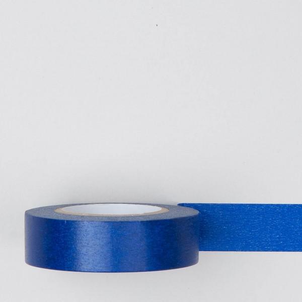 Masking Tape kobaltblau