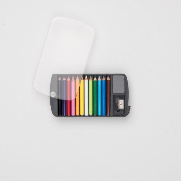 Mini-Buntstifte Set (12 St.)