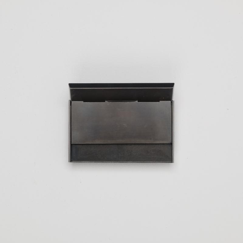 Claustrum Card Case Black
