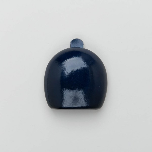 Leder-Schüttelbörse marineblau