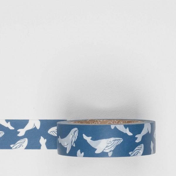 Dailylike Masking Tape 93 whale