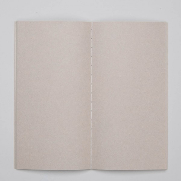 "Traveler's Notebook Refill Craft Paper ""014"""