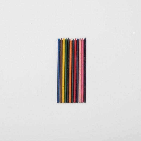 Farbige Bleistiftminen 3.2 mm (6 St.)