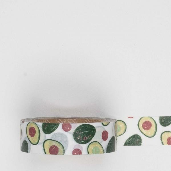 Dailylike Masking Tape 104 avocado