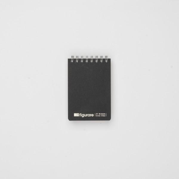 """APICA Ringbuch """"Figurare"""" liniert (A7)"""