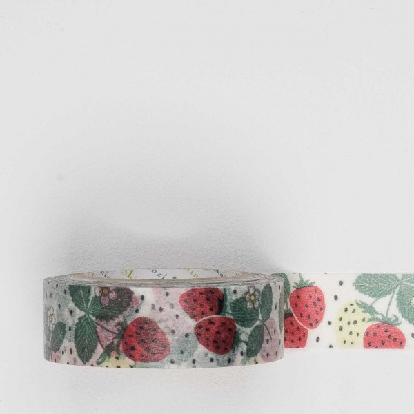 Masking Tape 10250 strawberry