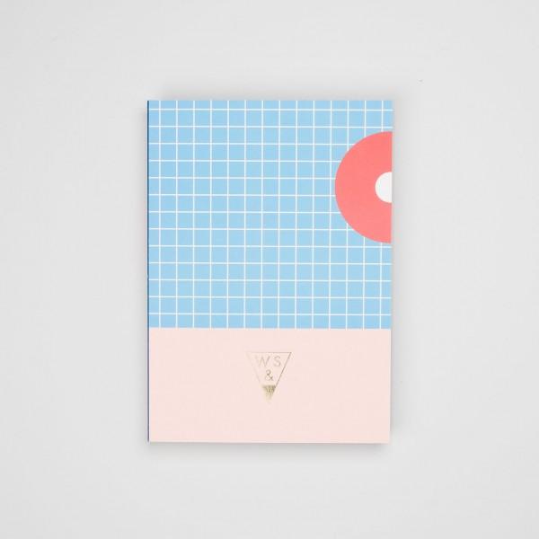 "Write Sketch & Notizbuch ""Super Splash"" A5"