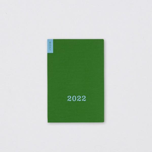 Hobonichi 2022 Kalender Weekly
