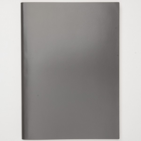 Pinetti Notizbuch Kalbsleder dark grey