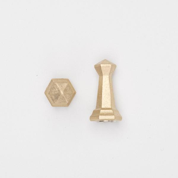 Futagami Magnethaken Schach-Form (2 St.)