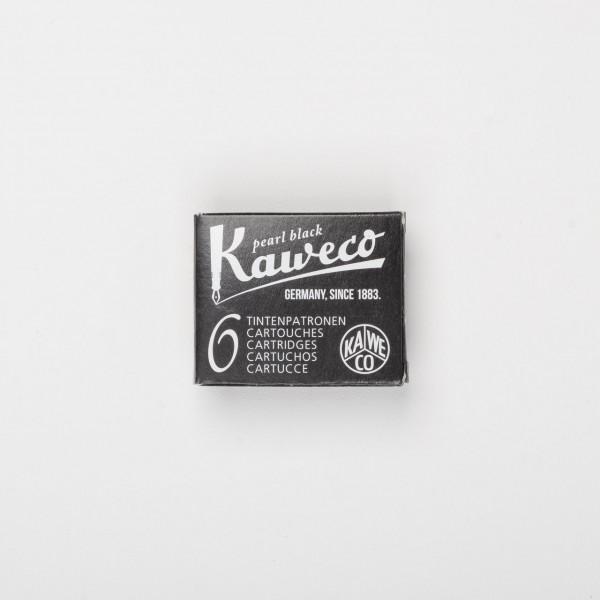 KaWeCo Tintenpatronen perlenschwarz