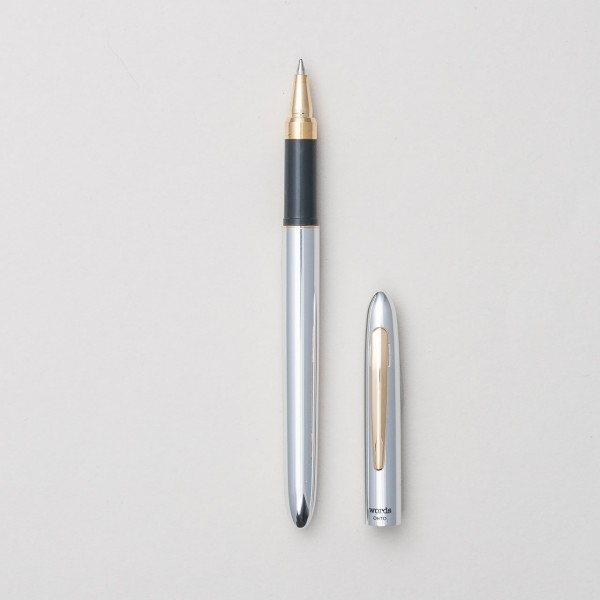 "Ohto Tintenroller ""Words"" silber"