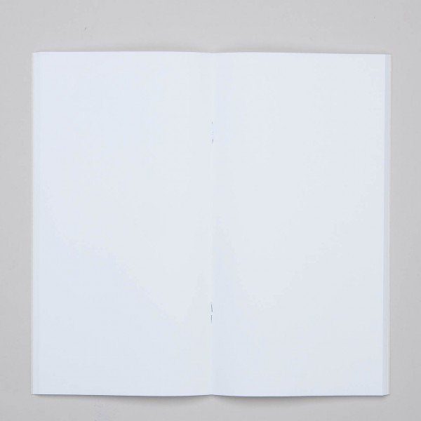 "Traveler's Notebook Refill Zeichenpapier ""012"""