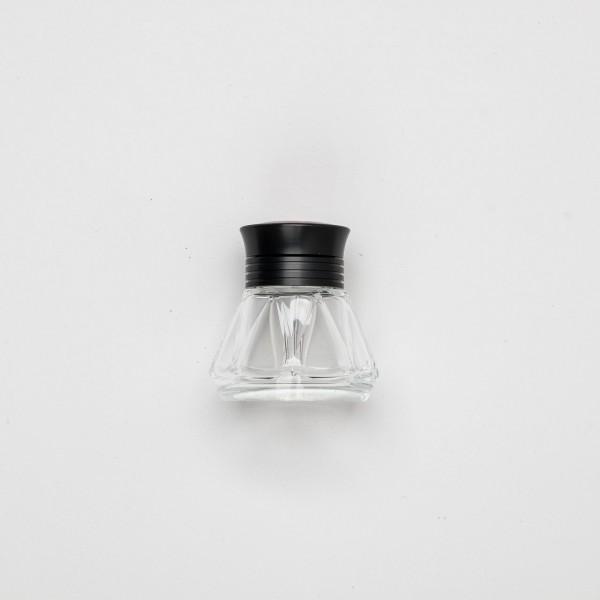 TWSBI Diamond 50 Tintenfass Aluminium schwarz