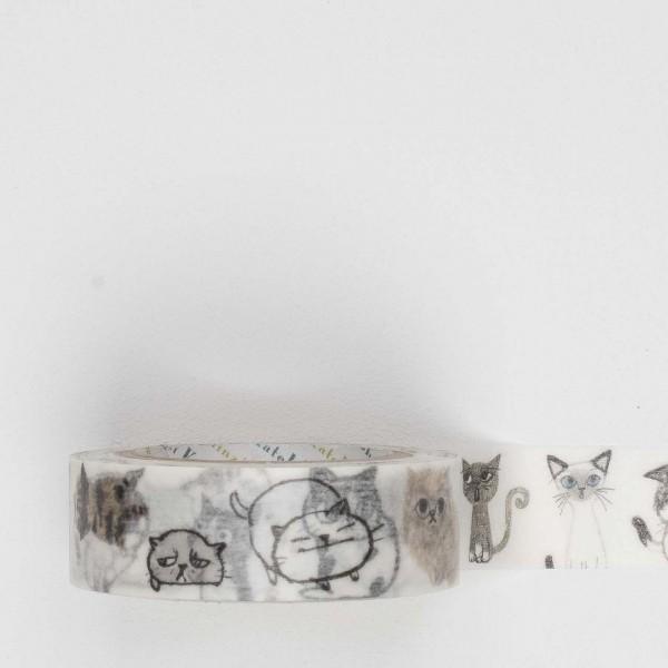 Masking Tape 10155 chaton2
