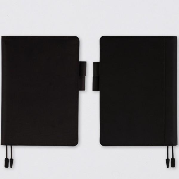 Hobonichi 2022 Techo Cousin Kalender A5 Black/ Clear Blue Set