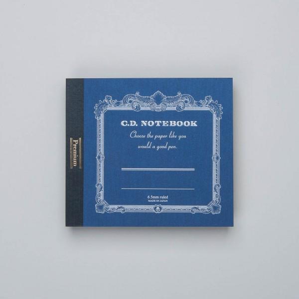 APICA Premium C.D. Notizbuch klein liniert