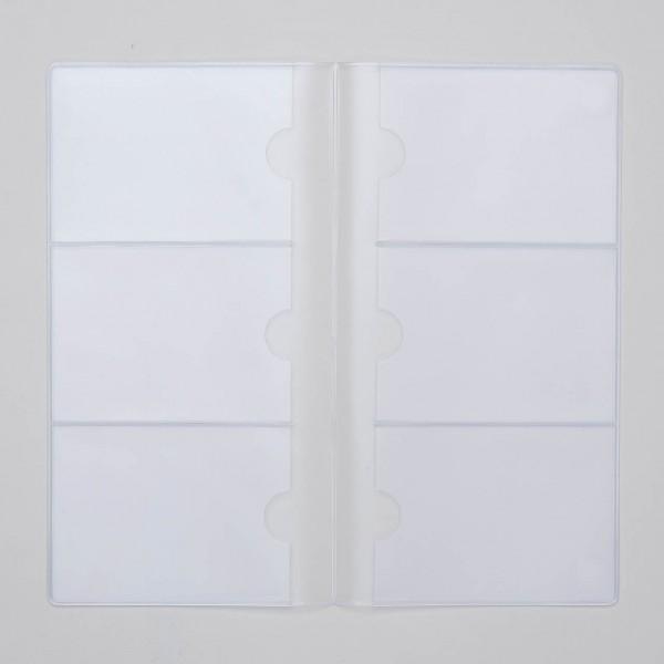 "Traveler's Notebook Refill Card File ""007"""
