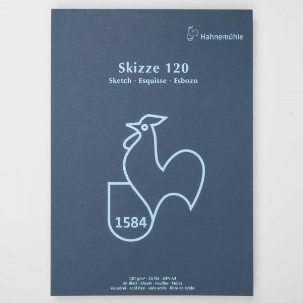 Hahnemühle Skizze 120 A4