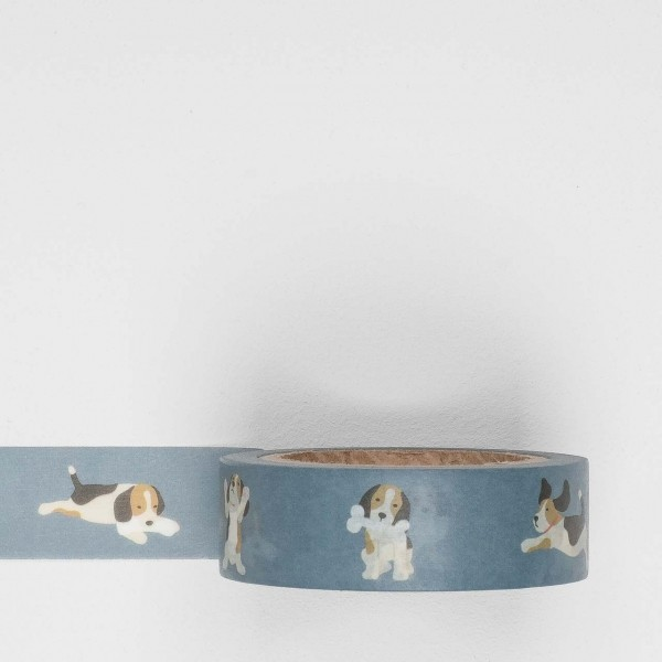 Dailylike Masking Tape 117 beagle