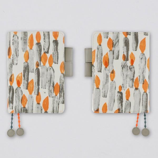 Hobonichi Techo 2021 Kalender A6 minä perhonen candle Set