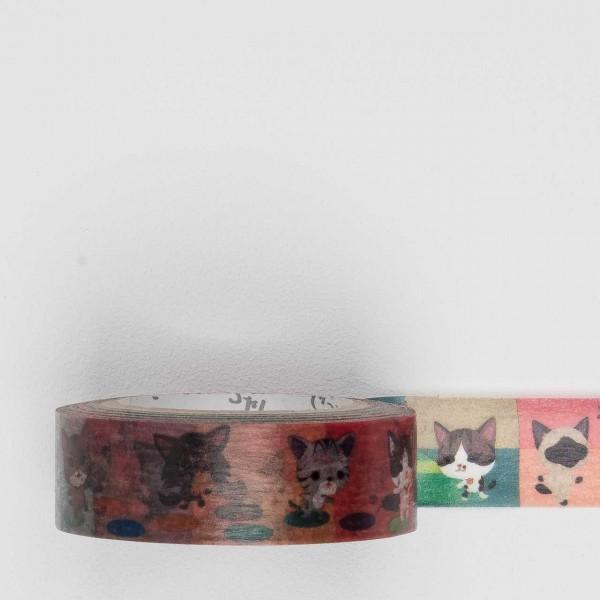 Masking Tape 10005 cats