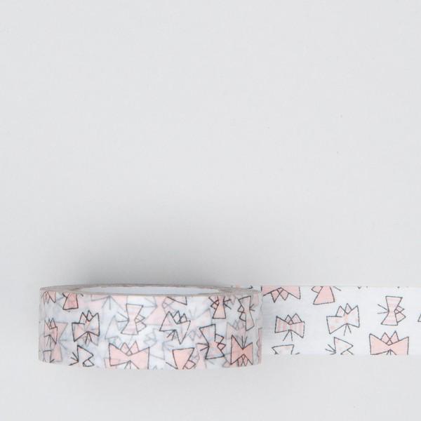 """Masking Tape """"Schmetterlinge"""" rosa"""