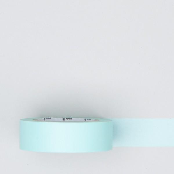 Masking Tape einfarbig pastell emerald