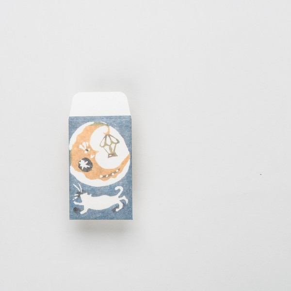 """japanischer Flachbeutel """"Mondlicht"""""""