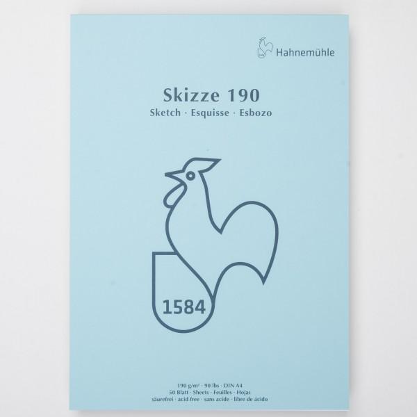 Hahnemühle Skizze 190 A4