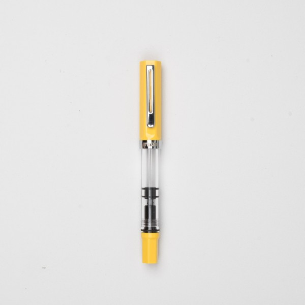 TWSBI ECO Yellow Kolbenfüller