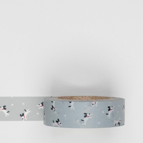 Dailylike Masking Tape 45 happy dog