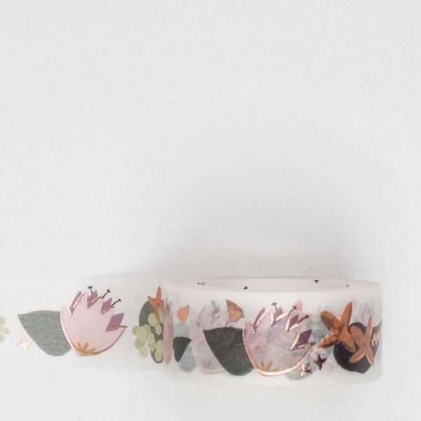 Masking Tape lgca008 flowers!