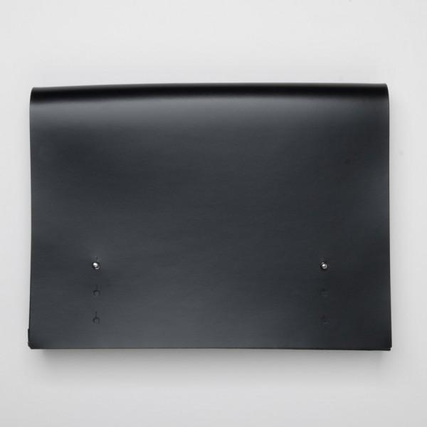 Pinetti Dokumentenmappe Leder schwarz
