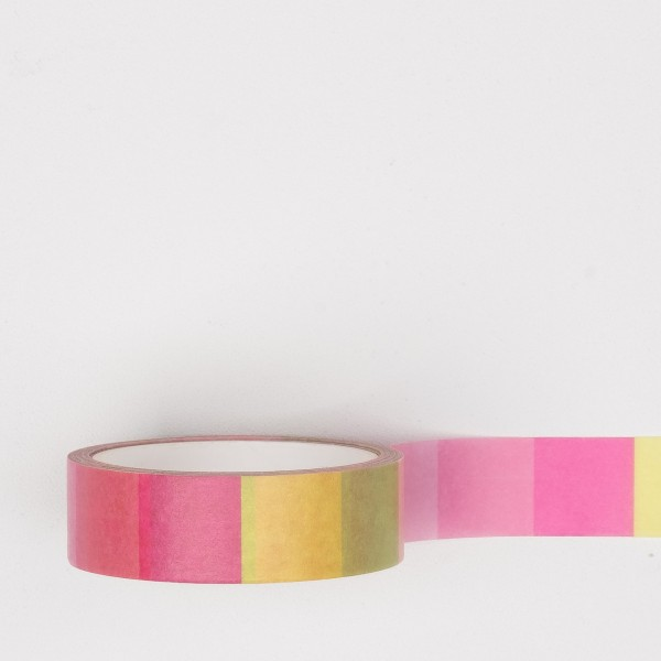 Paperways Masking Tape Palette La Vie en Rose