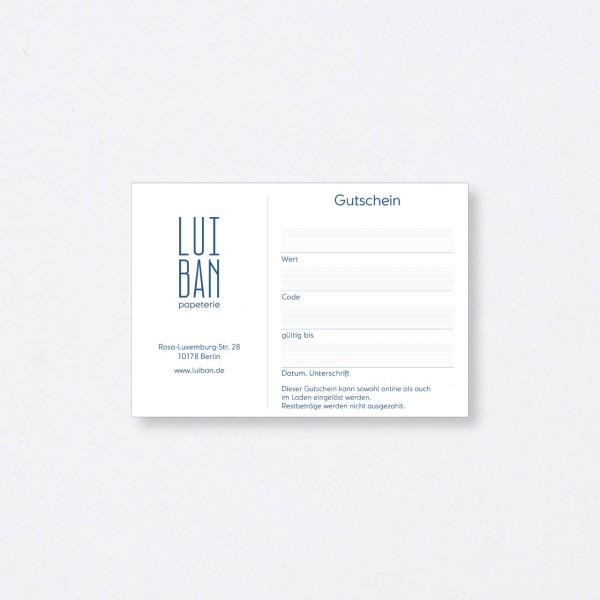 LUIBAN Gift Card