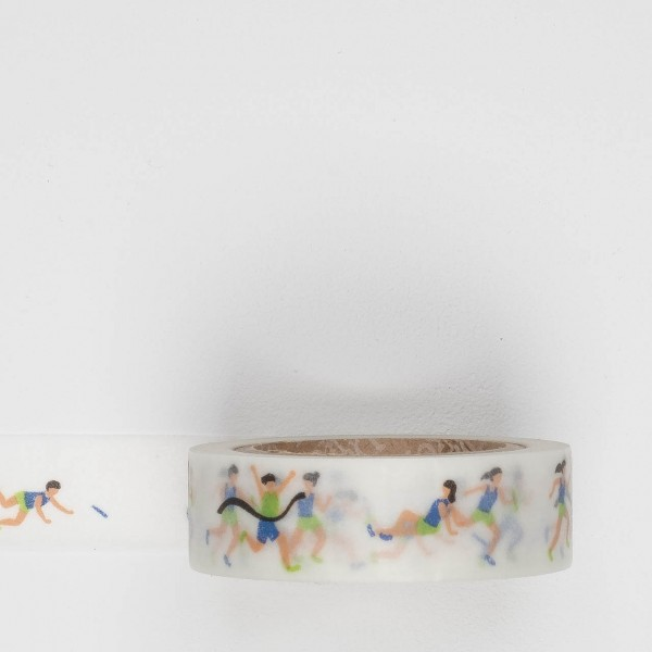 Dailylike Masking Tape 109 athlete