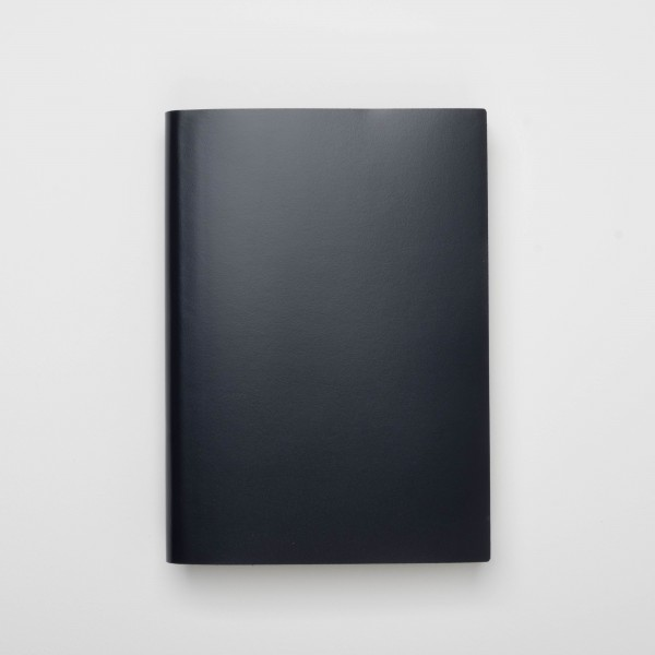 Pinetti Notizbuch A5 Kalbsleder blau