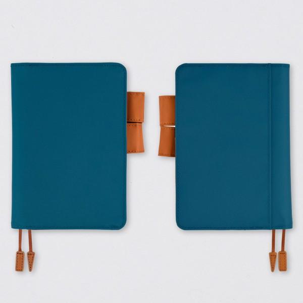Hobonichi Techo 2022 Kalender A6 Denim blue set