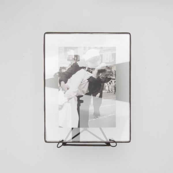 New Yorker Glasrahmen in vier Größen