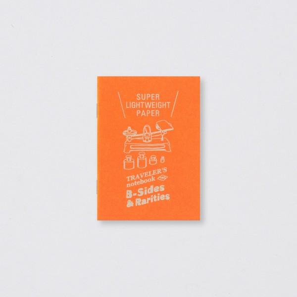 """TRC """"B-Sides & Rarities"""" Passport Superleichtes Papier"""