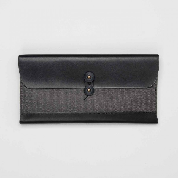 Postalco Travel Wallet schwarz