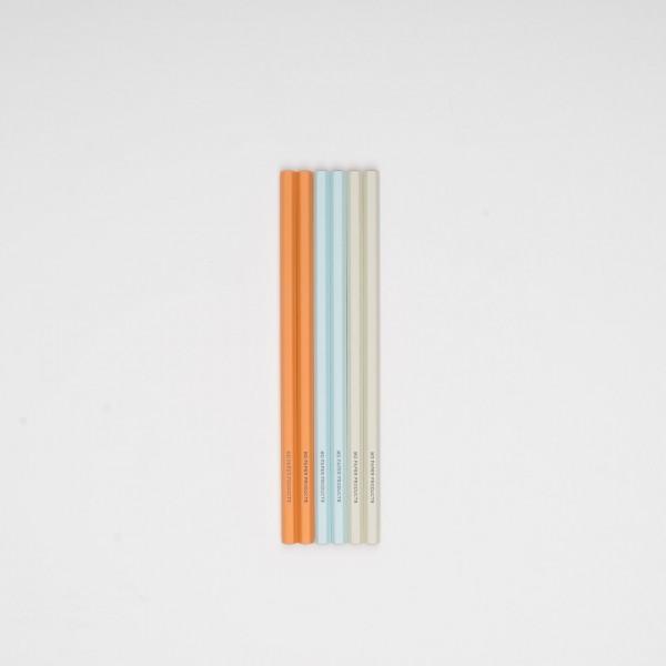 Midori MD Bleistift farbig (6 St)