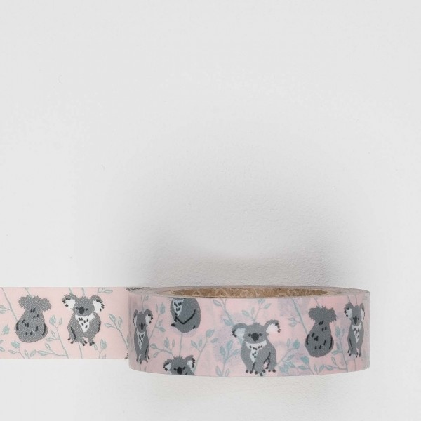 Dailylike Masking Tape 43 koala