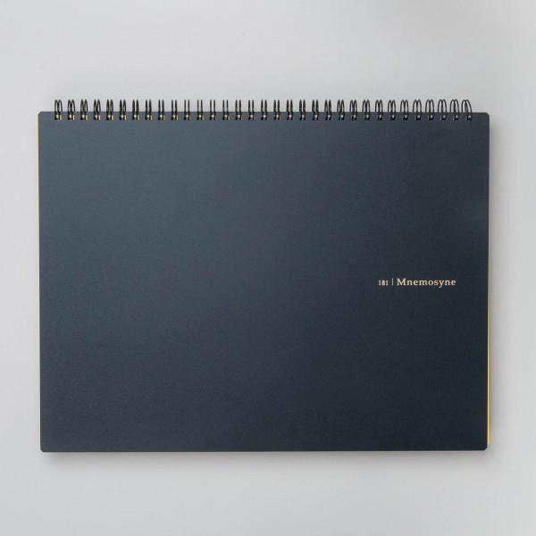 """Maruman """"Mnemosyne"""" Ringbuch A4 blanko"""