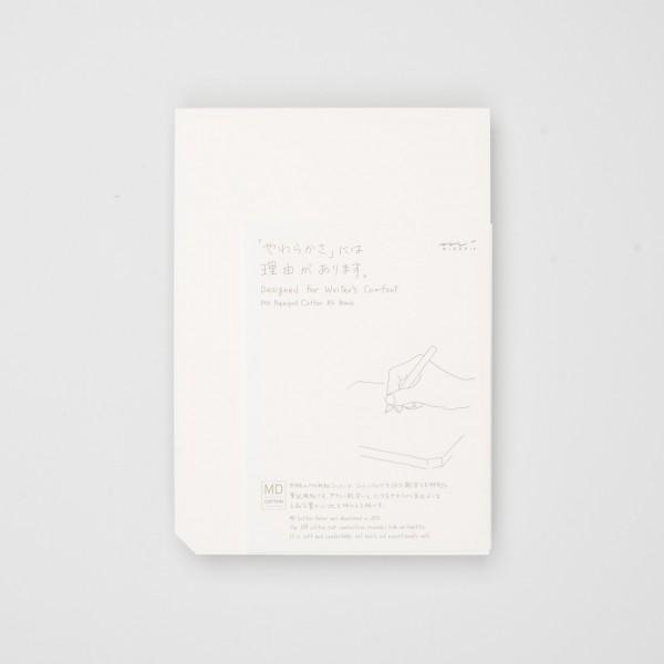 Midori MD Schreibblock Cotton (A5)