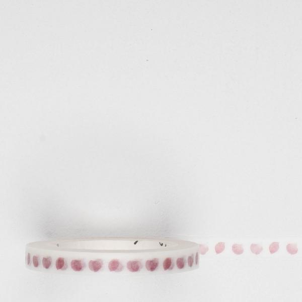 Masking Tape ls022 rose petals