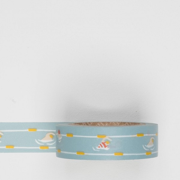 Dailylike Masking Tape 88 swimming